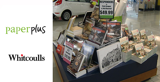Christchurch Books Stockists