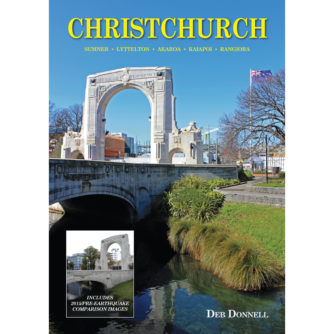 Christchurch 2015 Comparison Book