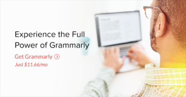 Grammarly Writing Tool