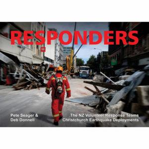 Keswin Publishing Responders Christchurch Earthquake Book