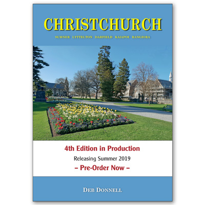 Christchurch 4ED NZ Book