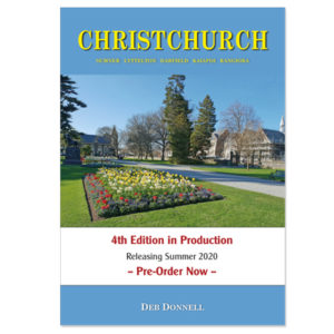 Christchurch NZ 4ED book