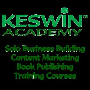 KESWiN Publishing Author Training