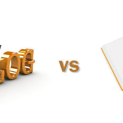 blog vs writing a book KESWiN Publishing