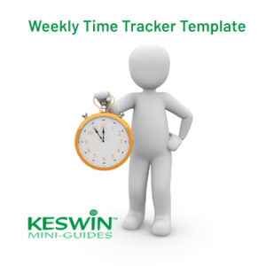 time tracker template