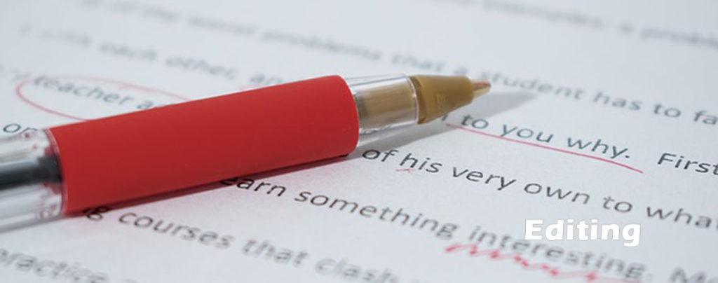 Edit Your Manuscript