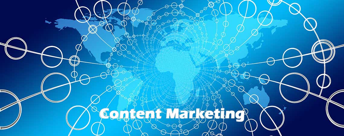 content marketing keswin publishing services