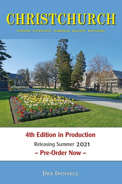 Christchurch Books Keswin Publishing